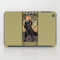 Sorsha Nouveau - Willow iPad Case