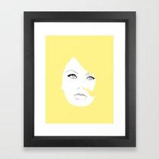 Loren Framed Art Print
