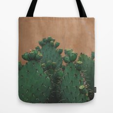 Route 66 Prickly Pears Tote Bag