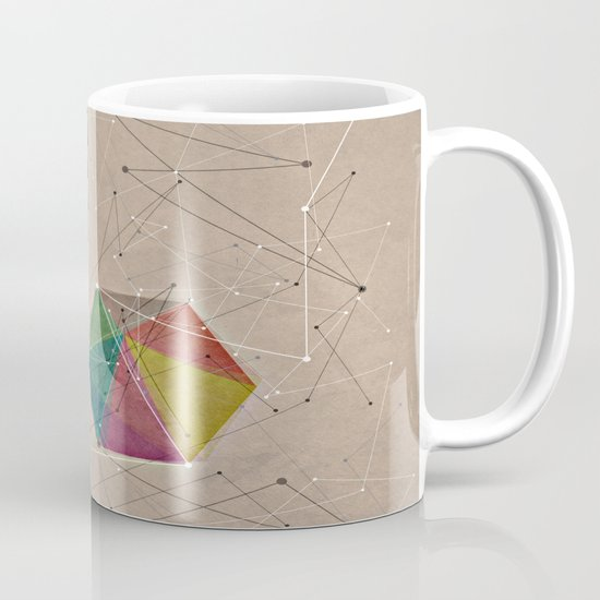GEOMETRIC IV Mug