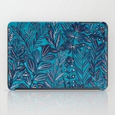 Blue Monday iPad Case