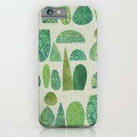 Watercolour Topiary iPhone 6 Slim Case