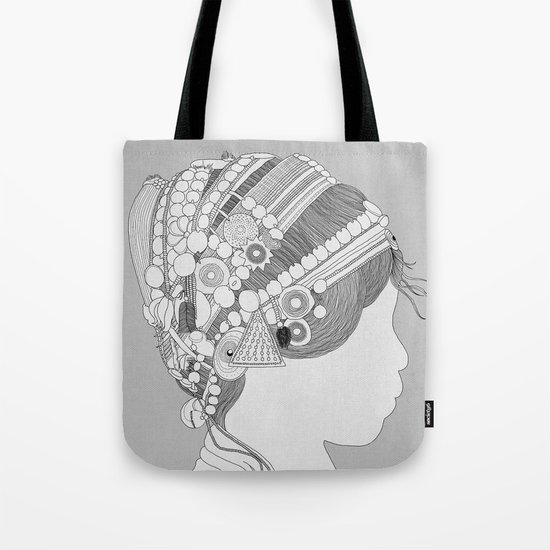 A TRIBE CALLED WOMEN Tote Bag