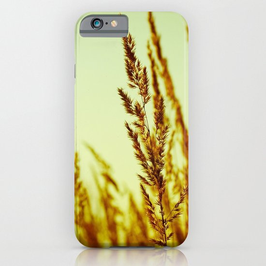 whispering grasses I iPhone & iPod Case