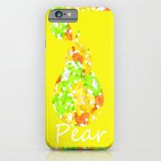 Decorative Pear Slim Case iPhone 6s