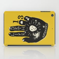 Nothing but choices iPad Case