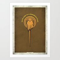 Game Of Thrones - Lord S… Art Print