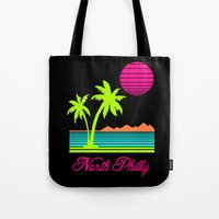 Tropical North Philly Tote Bag