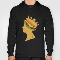 Burger Queen aka Royal With Cheese Hoody