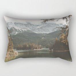 Rectangular Pillow - Eibsee - regnumsaturni