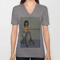 Now If Only I Could Play… Unisex V-Neck