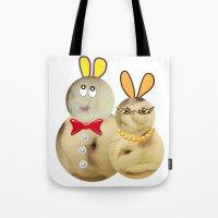 Couple Tote Bag
