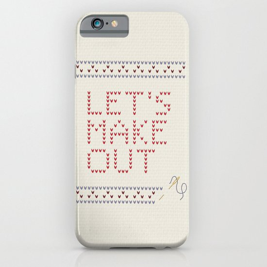 Let's make out iPhone & iPod Case
