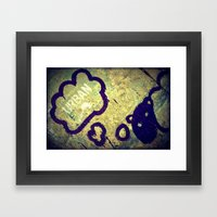 Urban Angle Framed Art Print