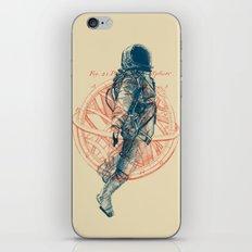 I need some space iPhone & iPod Skin