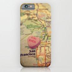 Forever San Francisco Slim Case iPhone 6s