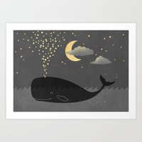 Starmaker Art Print