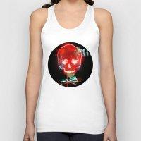 Cool_skull Unisex Tank Top