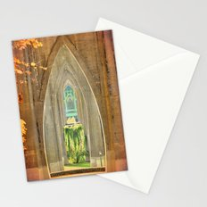 CATHEDRAL ARCHES Stationery Cards