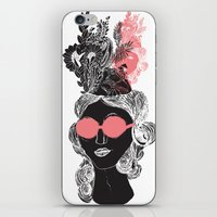 Pink POP iPhone & iPod Skin