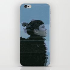 Grimes (Claire Boucher) iPhone & iPod Skin