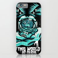 This World is ours iPhone 6 Slim Case
