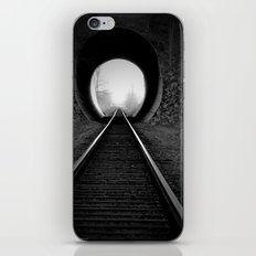 Train Track iPhone & iPod Skin