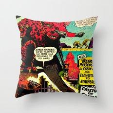 Unexpected - Part I Throw Pillow