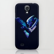iPhone & iPod Case featuring Mass Effect: Garrus Vaka… by Fiona Ng