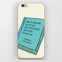 Memoir iPhone & iPod Skin