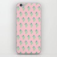Summer in the Desert iPhone & iPod Skin
