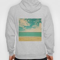 Retro Beach Hoody