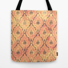 VICTORIAN SUNSET Tote Bag