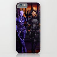 Mass Effect - Team Of Aw… iPhone 6 Slim Case