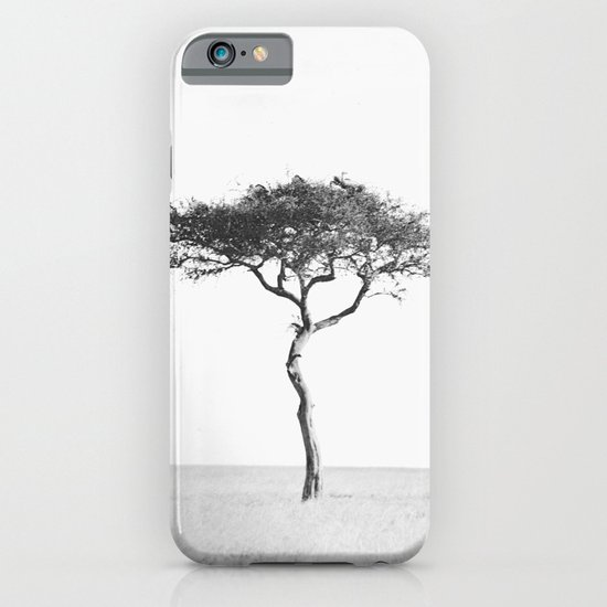 black&white::kenya iPhone & iPod Case