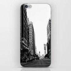 Downtown Tulsa  iPhone & iPod Skin