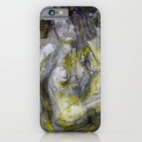 Nude In Yellow iPhone 6 Slim Case