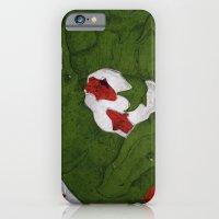 iPhone & iPod Case featuring Underwater Crocs by Joshua James Stewart