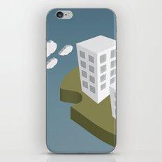 Adrift Alone iPhone & iPod Skin
