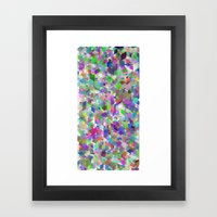 Panelscape - #1 society6 custom generation Framed Art Print