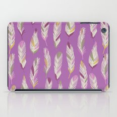 Tropical Feathers iPad Case