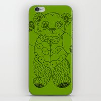 Bear of the Day iPhone & iPod Skin
