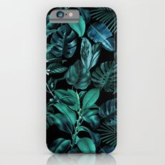 Tropical Garden Slim Case iPhone 6s