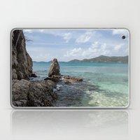Caribbean Beach Photogra… Laptop & iPad Skin