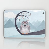 Whimsical Bird Laptop & iPad Skin