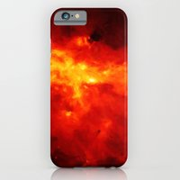 The Painted Space Lava iPhone 6 Slim Case