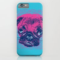HypnoPug iPhone 6 Slim Case