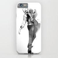 Fashion Silhouette Black… iPhone 6 Slim Case