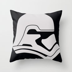 FN-2003 Stormtrooper profile Throw Pillow