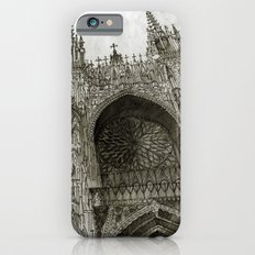 Rouen facade iPhone 6 Slim Case